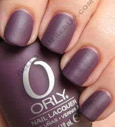 Orly Matte Couture Swatches : All Lacquered Up