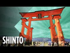 Shinto, meaning 'way of the gods,' is the oldest religion in Japan. The faith has neither a founder or prophets and there is no major text which. Religion In Japan, Middle School History, I Love School, Global Conflict, Demonology, World Geography, Seventh Grade, World Religions, City Scene