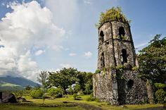 Cagsawa ruins (Philippines) | 31 Breathtaking Photos Of Abandoned Locations