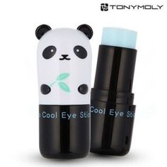 A pocket-sized panda eye stick that instantly cools and refreshens your under-eye area.