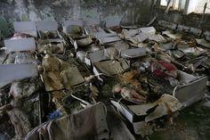 EL HUFFINGTON POST / AGENCIAS Ver más imagenes : En plena fiebre por las fotos de lugares abandonados, Danny Cooke, un joven fotógrafo y cineasta inglés, publicó un impactante vídeo filmado por un ...
