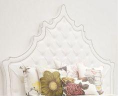 White Room- Headboard-ModShop Deanna's Board