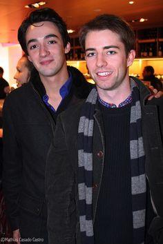 Youcef et Quentin.