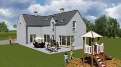 apartments : House Plan Dorm Storey And A Half House Plans Photo Home Irish Bungalow Story Buy Houses Ho irish house plans 2 storey House Plans Ireland 2 Storey. L Shaped House Plans, Open House Plans, House Plans One Story, Ranch House Plans, House Plans 2 Storey, 2 Storey House, Style At Home, House Designs Ireland, Affordable House Plans