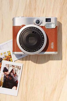Shop Fujifilm Instax Mini 90 Neo Classic Camera at Urban Outfitters today. Fujifilm Instax Mini 90, Fuji Instax, Instax Mini 8, Instax 90, Polaroid Photo Album, Polaroid Photos, Polaroids, Polaroid Cameras, Digital Cameras