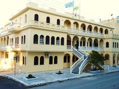 εξόντωση Mansions, House Styles, Home Decor, History, Decoration Home, Historia, Manor Houses, Room Decor, Villas
