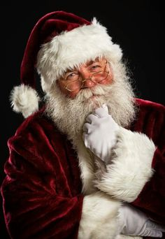 Santa. nice picture.