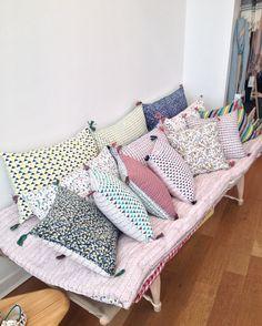 Jamini Paris textiles indiens via Nat et nature