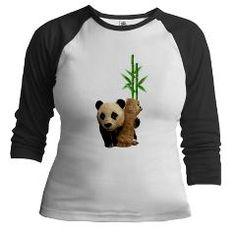 Panda Baseball Jersey> Panda> Jeanine's_Design