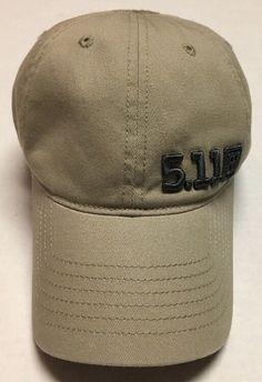 79ad9f54352 5.11 Tactical Hat Irving California CA Equipment Baseball Cap 89348 Side  Logo  511Tactical  BaseballCap