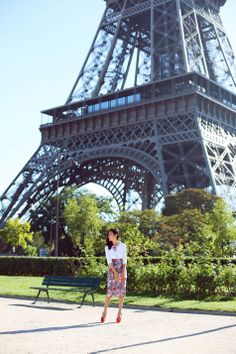 #ranitasobanska #fashion #inspirations Tour Eiffel.