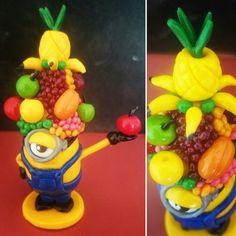 Minion frutas