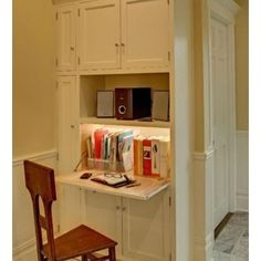 Kitchen Photos Desk Cabinet Design, Pictures, Remodel, Decor and Ideas - page 3