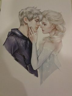 disney painting omg Fanart amazing frozen jack frost rise of the guardians disney frozen amazing artwork elsa Rise of the guardians jack frost frozen elsa disney frozen elsa jelsa i ship jelsa we ship jelsa jelsa all the way fanart jelsa artwork jelsa drawing jelsa beyond amazing