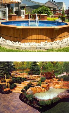 above+ground+pool+installations+removal+paving+and+brick+work