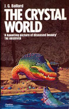 J.G. Ballard, The Crystal World