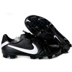Cheap Nike Tiempo Legend IV Elite FG Gerard Pique Sergio Aguero Ronaldinho Soccer Cleats all black white Nike Soccer Ball, Cheap Soccer Cleats, Nike Soccer Shoes, Soccer Boots, Adidas Running Shoes, Sneakers Nike, Football Shoes, Football Cleats, White Football Boots
