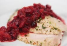 Cranberry Sauce Recipe using Freeze Dried Cranberries