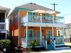Sunny Daze by the Sea - Galveston