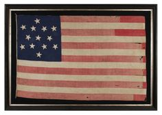 These American Flags Are So Rare They Cost More Than a House