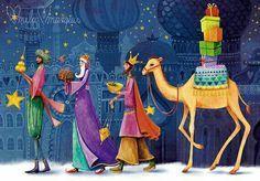 Ex libris: El camello cojito