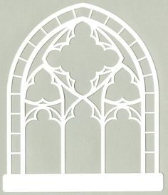 Gothic window 5 - Monica's Creative Room