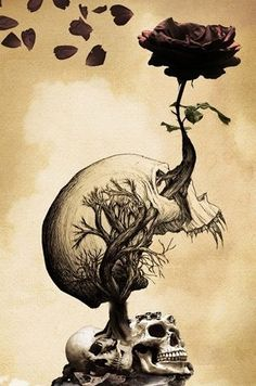 I want this eventually tattooed on my ankle and calf to cover up my scars. It's shows over coming a dark past