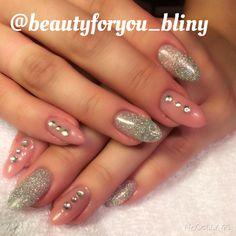 Acrylic nails - BeautyForYou_bliny @ instagram / Facebook Acrylic Nails, Photo And Video, Facebook, Beauty, Instagram, Cosmetology, Acrylics, Acrylic Nail Designs