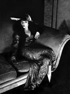 The lovely Louise Brooks