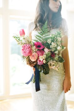 Bohemian style shoot ~ Lynette Boyle Photography via Wedding Sparrow