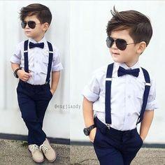 Tuxedos moda dad/son