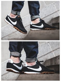 Latest Sneakers, Sneakers Fashion, Fashion Shoes, Mens Fashion, Kicks Shoes, Shoes Sneakers, Nike Waffle Racer, Shoe Boots, Men's Boots