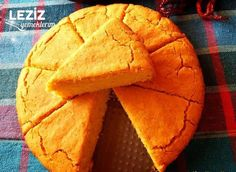 Kek Tadında Mısır Ekmeği - Leziz Yemeklerim
