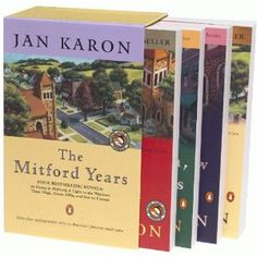 Jan Karon - books to be savored for their sweet innocence