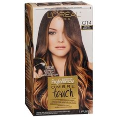 Remarkable Loreal Paris Feria Ombre Brush On Hair Color Ombre Colors And Hairstyles For Women Draintrainus