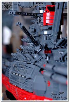 MECHA GUY: LEGO: Space Battleship Yamato