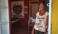 Fighting the 'funk:' How one Kenyan battles her mental health problems by helping others | Public Radio International