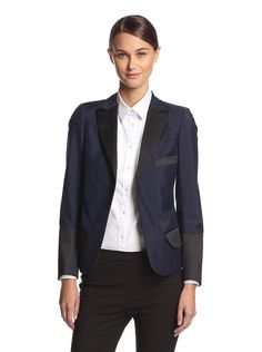 Perfect, smart fall blazer  Jil Sander Women's Norton Jacket at MYHABIT
