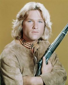 Young Kurt Russell | Kurt Russell....in the TV show The Quest, 1976.