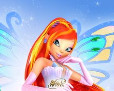 Photo of bloom for fans of Winx Club Movie 15193351 Cross Ange, Fire Fairy, Loving Him Was Red, Castle Crashers, Las Winx, Bloom Winx Club, Illustration Girl, Movie Photo, 3d Wallpaper