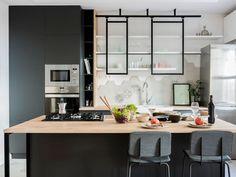 Un apartamento urbano y cosmopolita