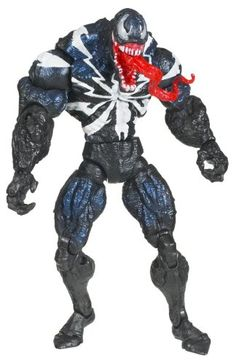 Spider-man Classic Venom - Black >>> Read more reviews of the product by visiting the link on the image.(It is Amazon affiliate link) #LoveForMarvel Venom, Spiderman, Spider Man