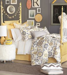 Luxury Bedding by Eastern Accents - Epic Girls Collection