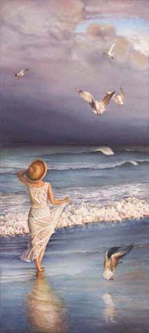 """""""The Wind's Song"""" Susan Harrison Tustain"""