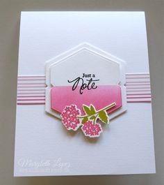 Just a Note in Pink marybethstimeforpaper.blogspot.com