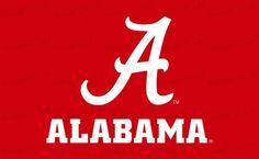 NCAA University of Alabama Crimson College Flag