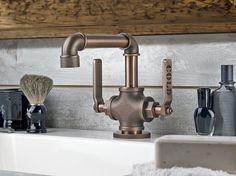 Bildergebnis für wasserhahn in industrielook