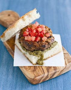 'Tis the Season! Get your grill on with my Homemade Italian Herb Burgers from Grilling Vegan Style ~ The recipe is at: http://johnschlimm.com/2013/05/17/tis-the-season-homemade-italian-herb-burgers-from-grilling-vegan-style-page-128/ ~ Start summer with a SIZZLE! #vegan #grill #grilling #burgers #BBQ #recipes