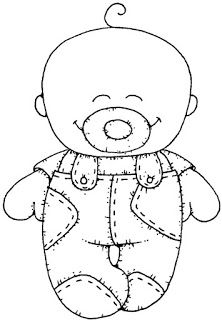 Enjoy my SkogsTokiga Designs: Digi Stamps for Free - Gratis Digi att printa ut Digi Stamps Free, Digital Stamps, Baby Coloring Pages, Printable Coloring Pages, Homemade Face Paints, Painting Templates, Magnolia Stamps, Baby Sewing Projects, Applique Templates