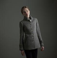 Hendre jacket. Available custom-made. http://katherinehooker.com/catalog/winter-collection/jackets/hendre/